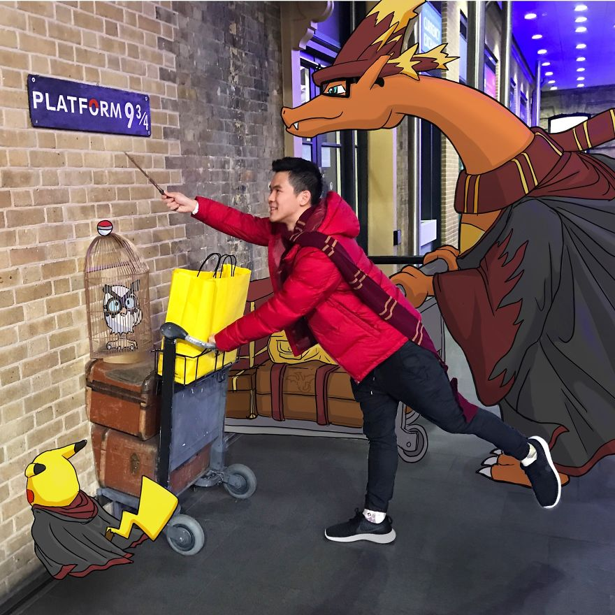 Hogwarts For Pokémon