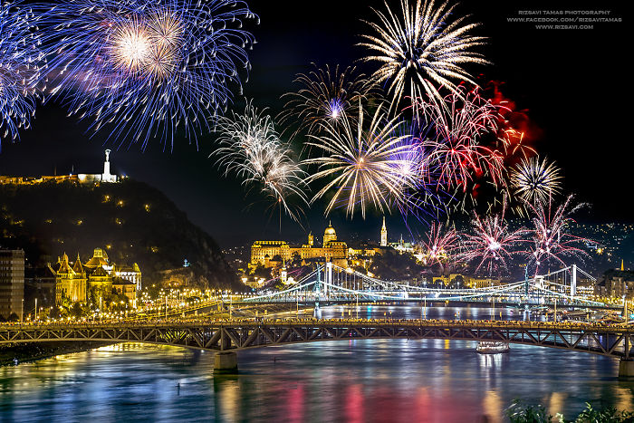 I`ve Been Searching For 7 Years For The Best Place To Shoot The Biggest Celebration Of Hungary In Budapest