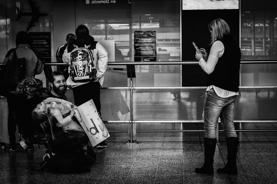 How I Found True 'love' At The Airport