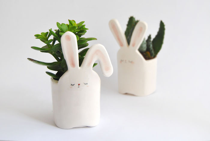 Our Ceramic Pots For Nature And Animal Lovers