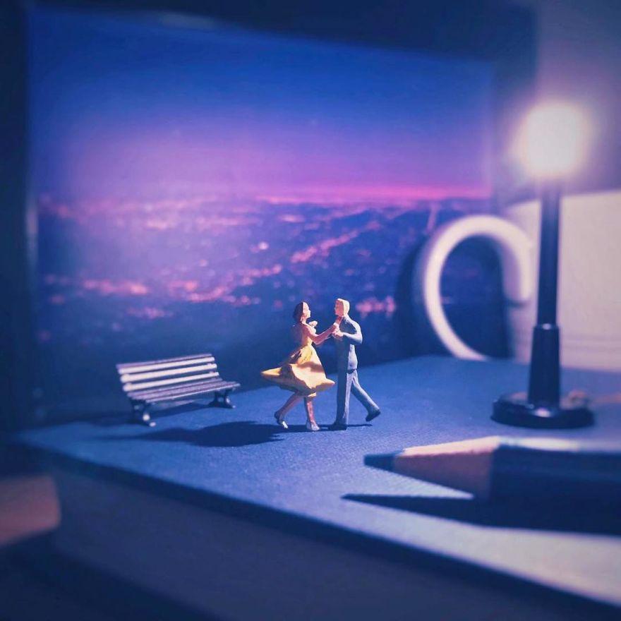 Miniature Office Of Derrick Lin