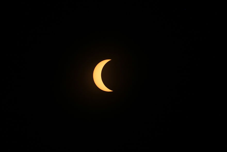 How I Captured A Total Solar Eclipse In Greenville, South ...