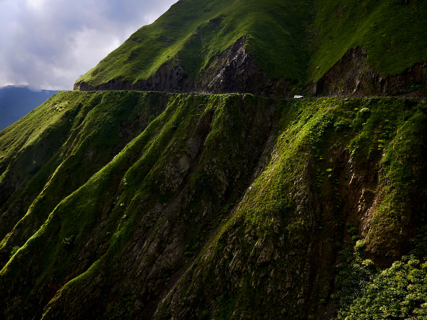 The Road Up To Tusheti – Pretty Damn Harrowing