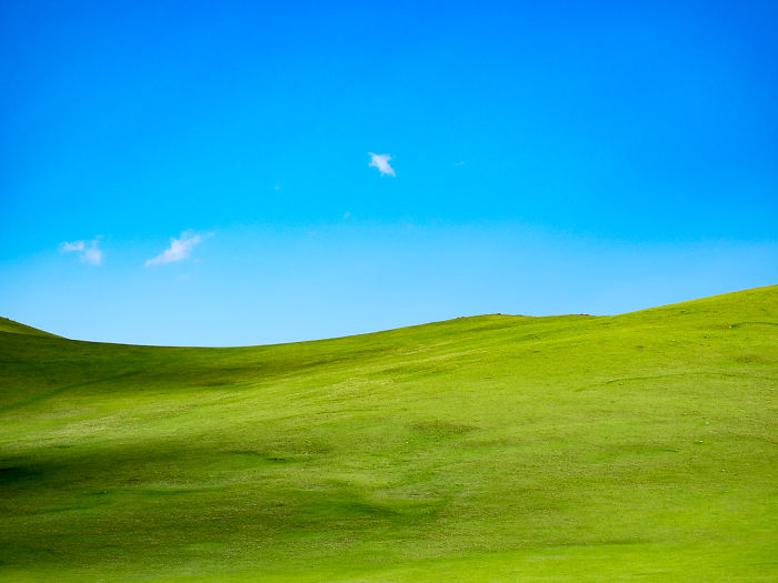 I Photographed The Green Landscape Of Kyrgyzstan