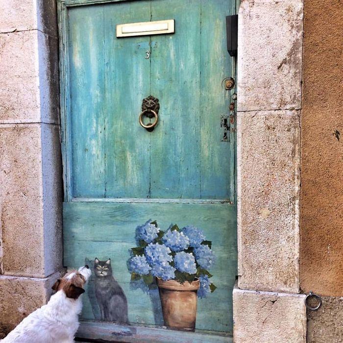 Something Is Fishy… Valbonne, France