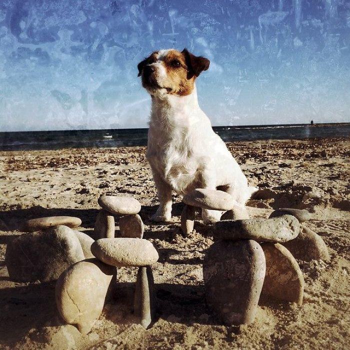 Stonehenge Tales: Return Of 100ft Jack Russel… Spain