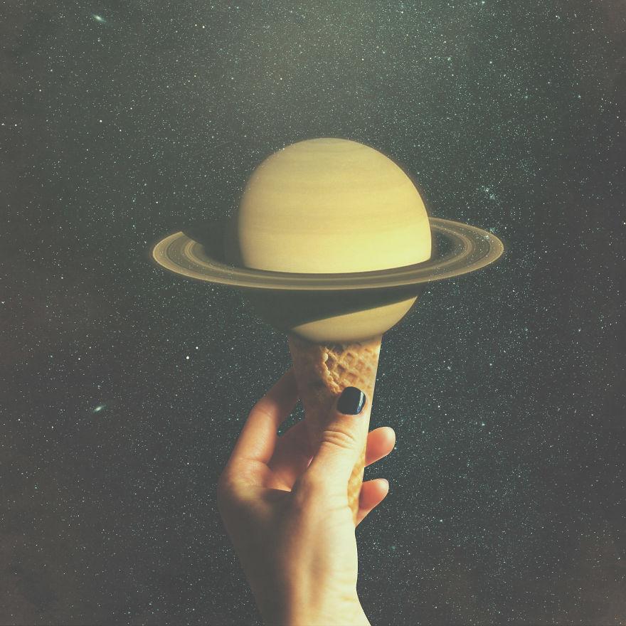 Saturn Cone