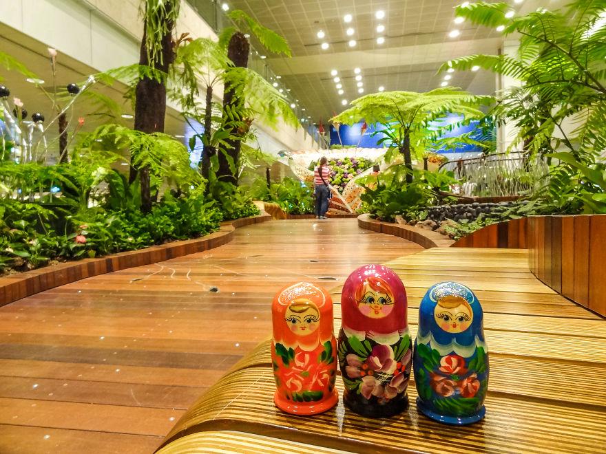 Singapore, Airport