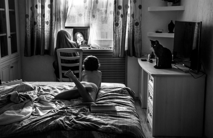 Weekdays By Elena Rusinova, Russia (1st Place In The Lifestyle Category)