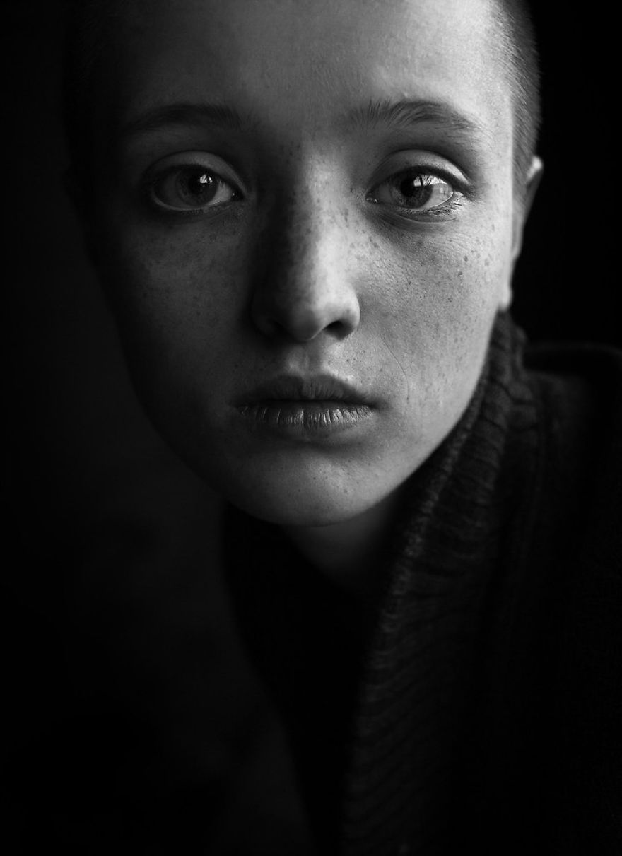 Lena By Artem Mikryukov, Russia (2nd Place In The Portrait Category)