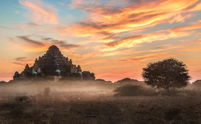 I Explored The Vibrant Surrounding Village Life Of Bagan