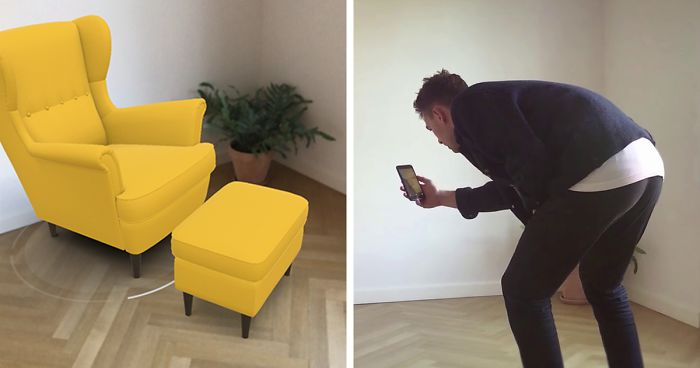 Ikea Launches New That Lets You Try Furniture In Your Home Before Ing It And Here S How Works