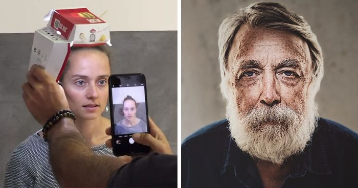 This Guy Used A McDonald's Box And iPhone To Take These Portraits, And The Results Will Surprise You