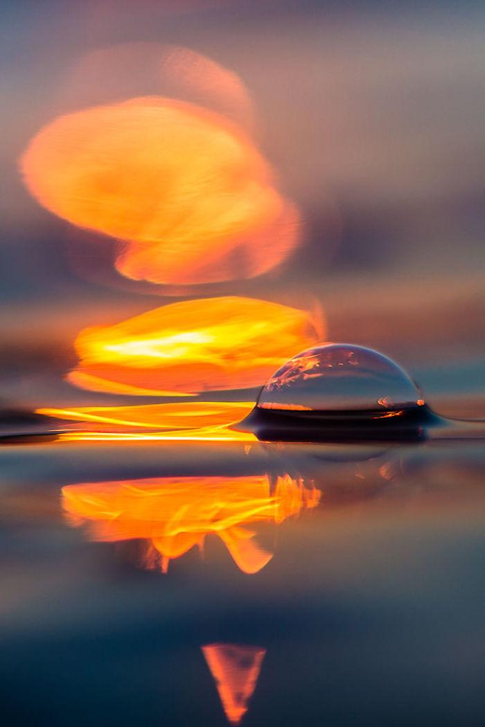 Bokeh Bubble