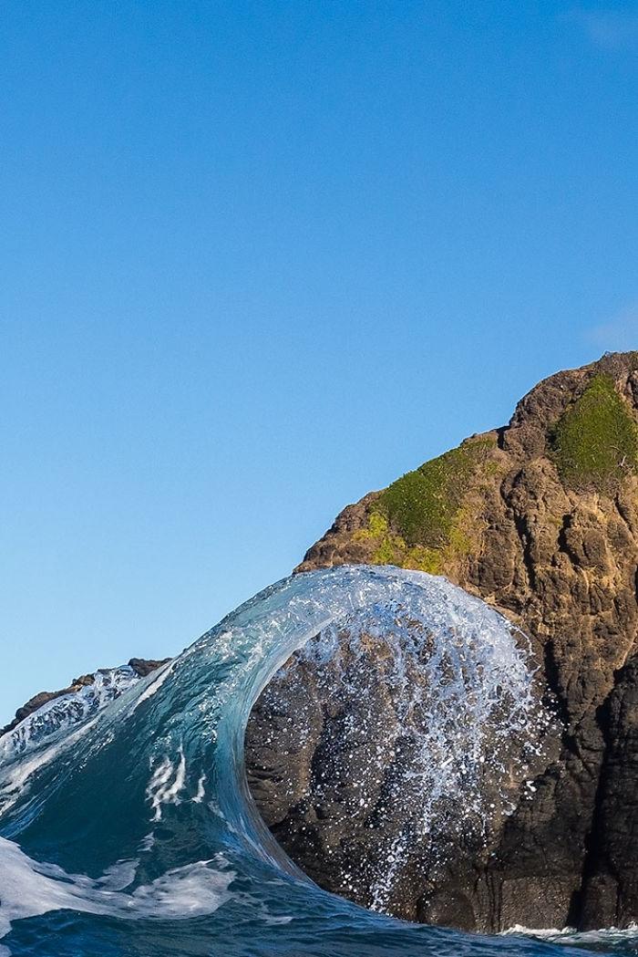 Ocean Vs Earth