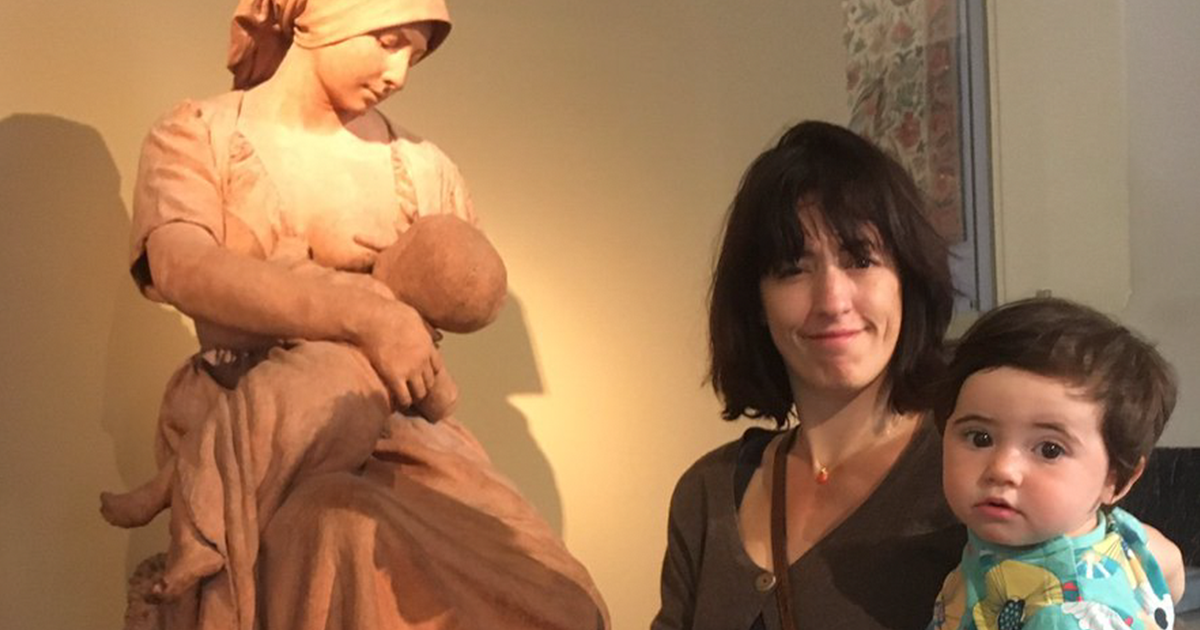 Museum Asks Breastfeeding Mom To Cover Her Nipple, And Now They Wish They Hadn't