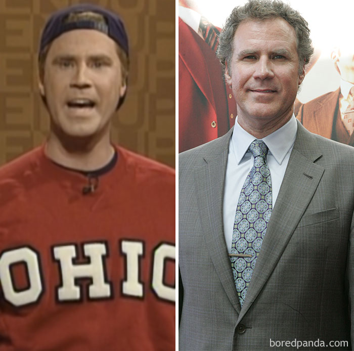 Will Ferrell Was A Hotel Valet