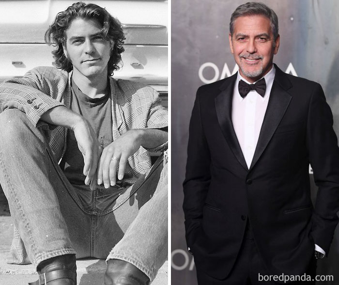 George Clooney Sold Women's Shoes, Was A Door-To-Door Insurance Salesman, Stocked Shelves, Was A Construction Worker, Cut Tobacco