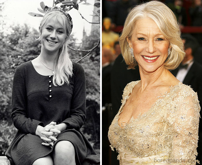 Helen Mirren Worked As A Promoter For An Amusement Park In Southend On Sea