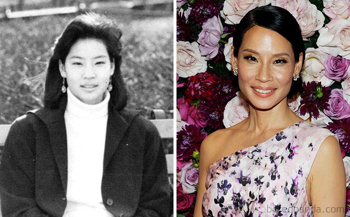 Lucy Liu Was A Secretary, Aerobics Instructor And A Hostess