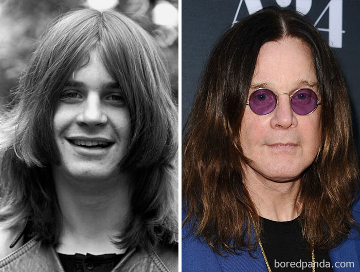 Ozzy Osbourne Used To Work At A Slaughterhouse