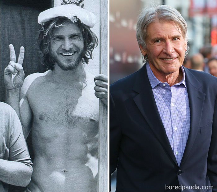 Harrison Ford era carpintero