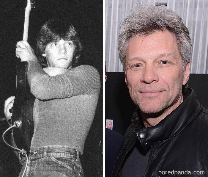 Jon Bon Jovi trabajaba fabricando decoración navideña