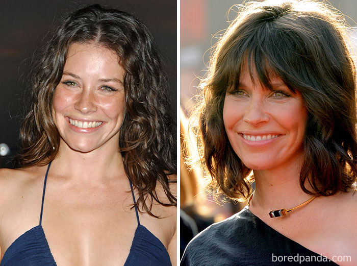 Evangeline Lilly Worked As A Flight Attendant