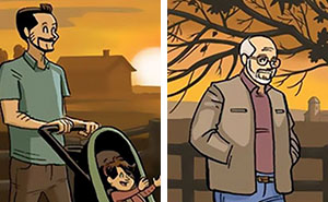 This Comic About Growing Old Will Change The Way You Look At Life