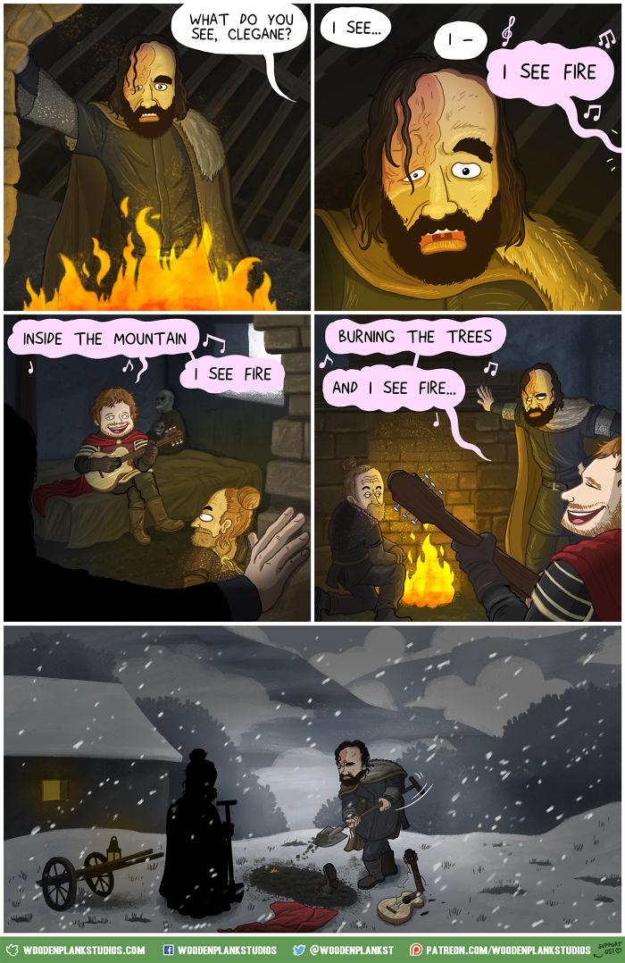 Game Of Thrones, Season 7, Episode 1