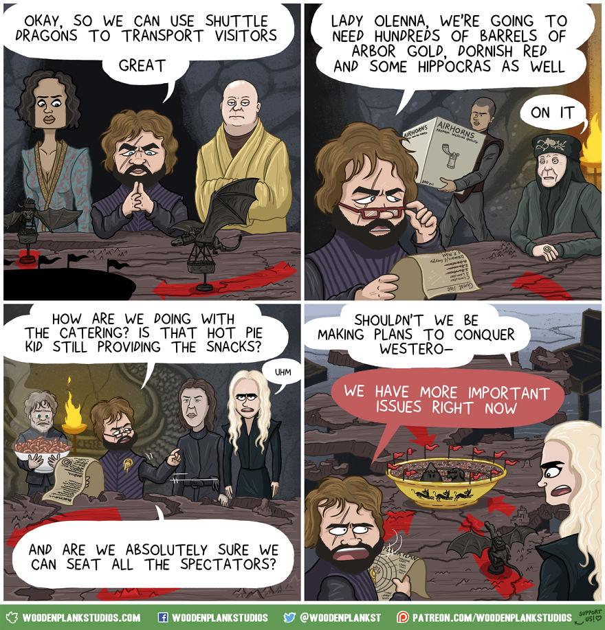 Game Of Thrones, Season 7, Episode 2