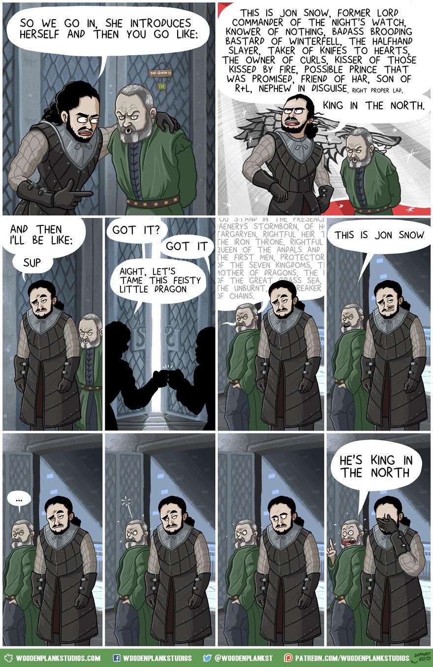 Game Of Thrones, Season 7, Episode 3