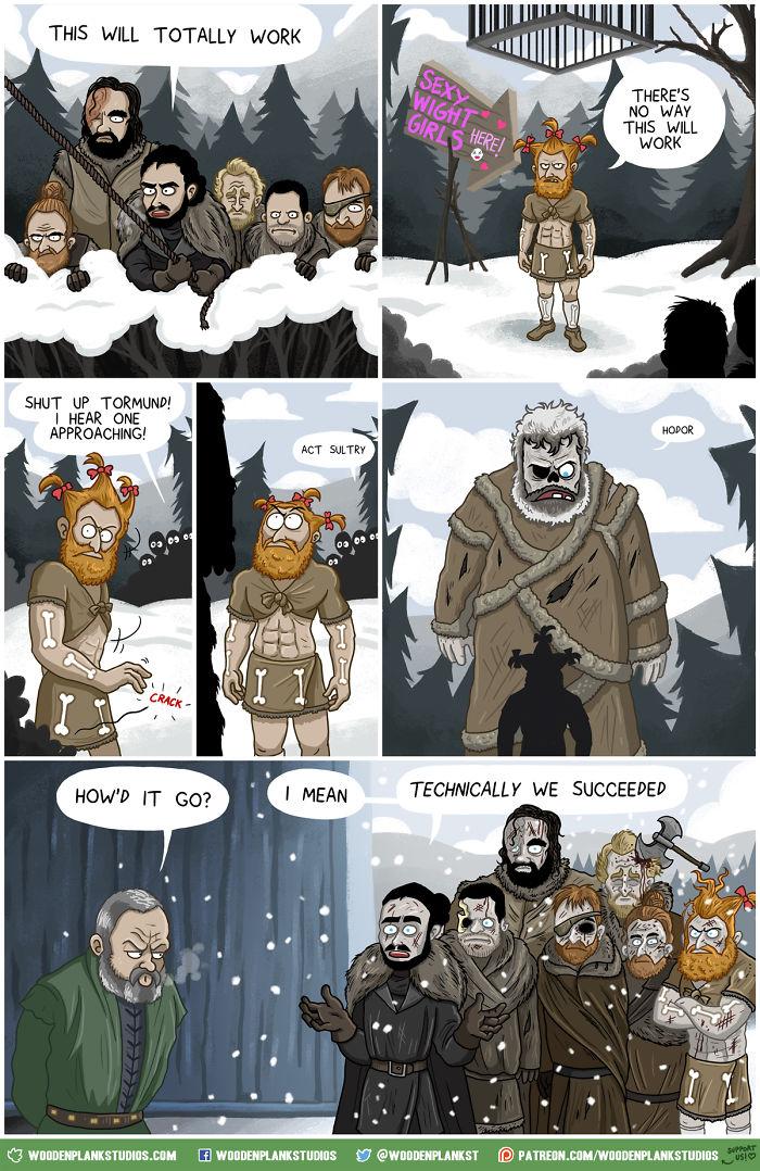 Game Of Thrones, Season 7, Episode 5