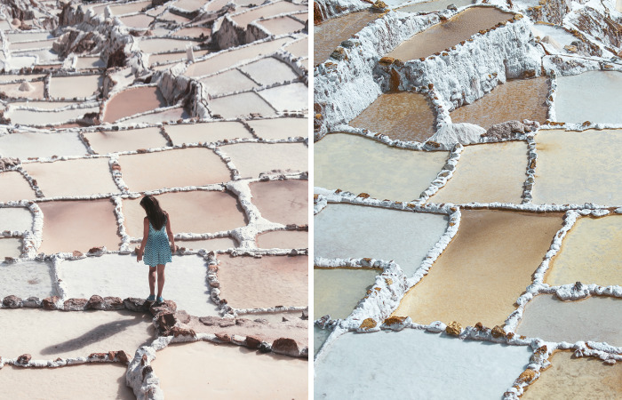 Peru's Unique Salt Ponds Left Us Drooling