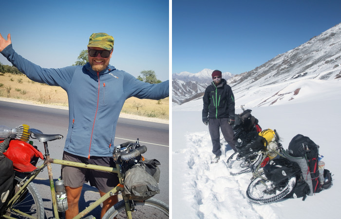 100 Countries By Bicycle: Pictures And Anecdotes From Seven Years On The Road
