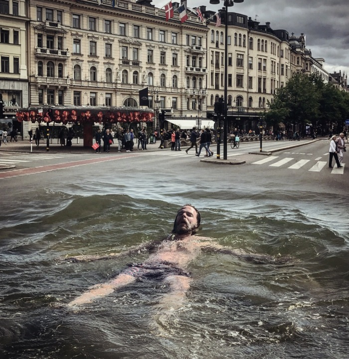 I Photographed My Vacation In Sweden With An iPhone And Added A Surreal Twist To It