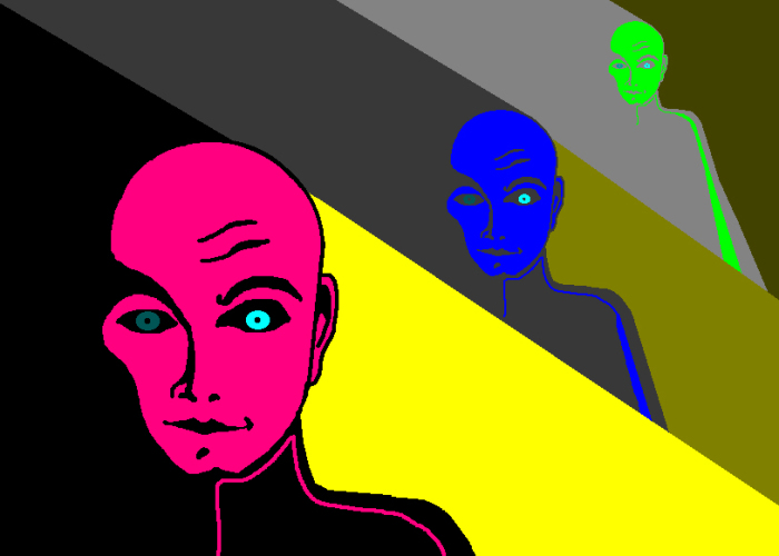 News About MS Paint's Death Triggered Me To Dig Up The 250 Ms-Paintings I Made As A 16yo Kid 13 Years Ago