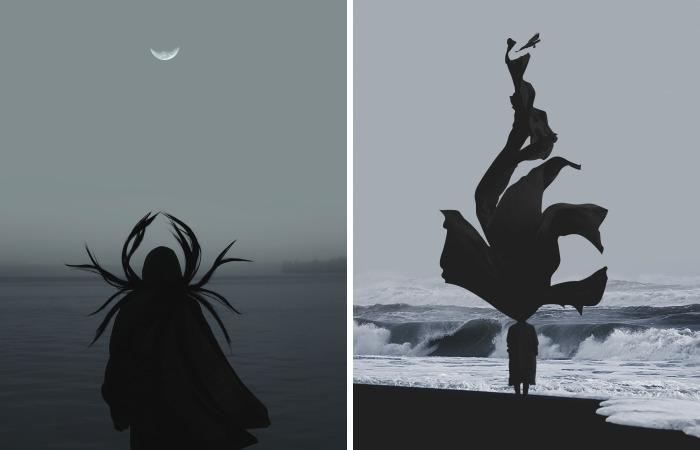 I Make Surreal And Dreamy Artworks That Explore Psychological Mindfalls