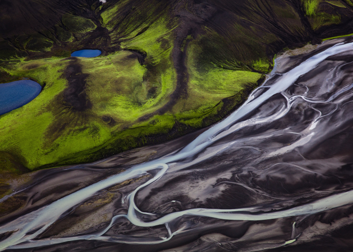 Amazing Iceland Aerial Images Show Why The Country Is So Popular For Movies