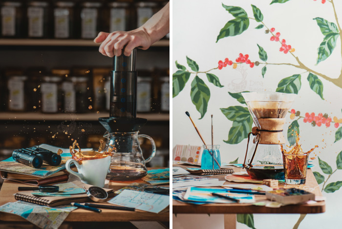 I Explore Five Alternative Ways To Brew Coffee With Still Life Photography