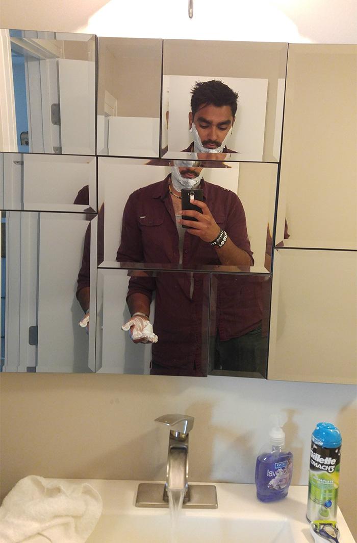 This Damn Mirror