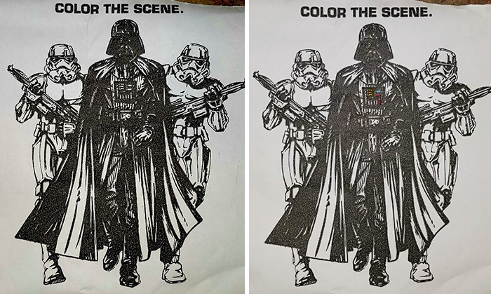The Coloring Book Did Say: For Children