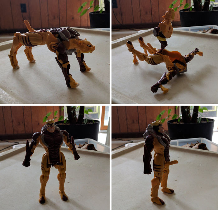 This Old Toy Is Truly A Marvel