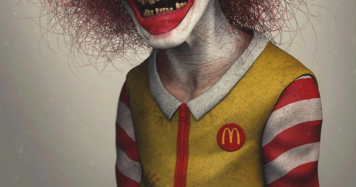 This Artist Shows How Pop Culture Icons Would Look In Real Life, And It Will Give You Nightmares