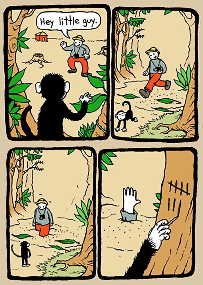 dark comics endings humor hilarious bible memes perry fellowship unexpectedly twisted clean evening bored panda pbfcomics source demilked virascoop