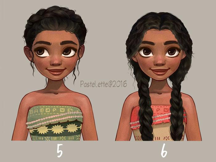 disney-princesses-hairdos-reimagined-pastelette-9