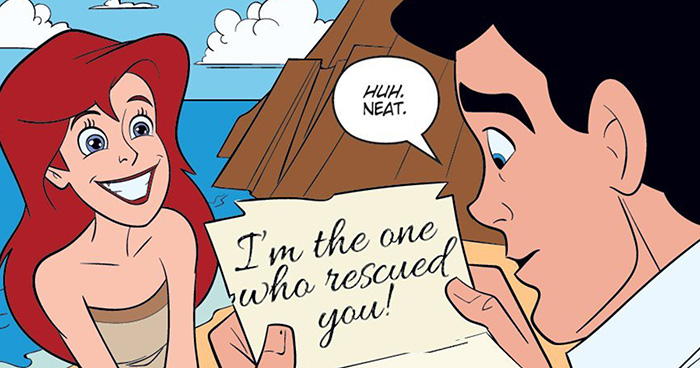 How Disney Movies Would Have Ended If Their Characters Made Rational Decisions