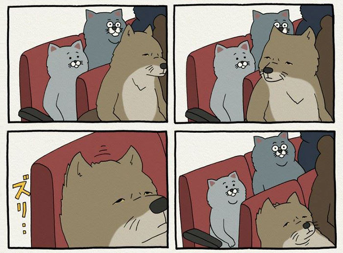 If You're Feeling Down, These 15 Good Boy Comics Will Instantly Make You Smile