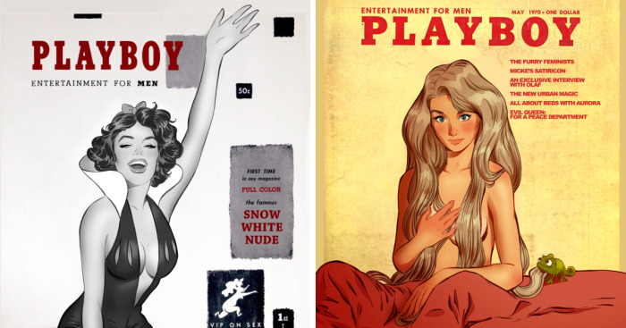 Playboy covers nude magazine consider, that you