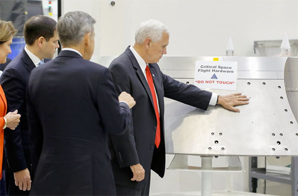 Pence Gets It